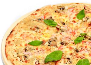 Заказать пиццу четыре сыра