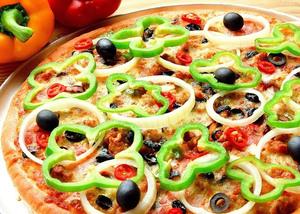 Заказать пиццу ассорти