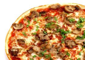Заказать пиццу грибная