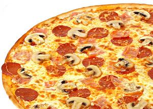 Заказать пиццу пепперони