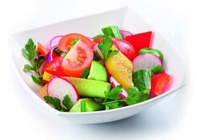 Заказать салат из свежих овощей